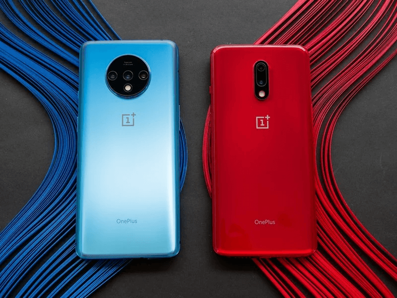 OnePlus 7 and OnePlus 7T