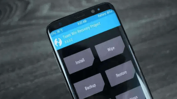 Installing TWRP recovery on Galaxy Note 9