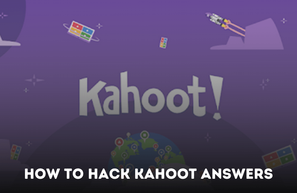 How to hack kahoot answers
